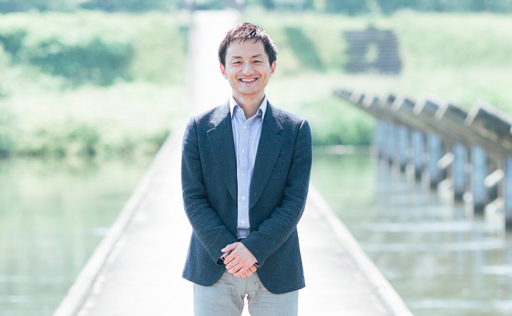 CEO Manabu Sasuga